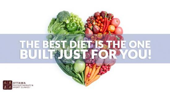 Dieticians: because the best diet is the one built just for YOU!