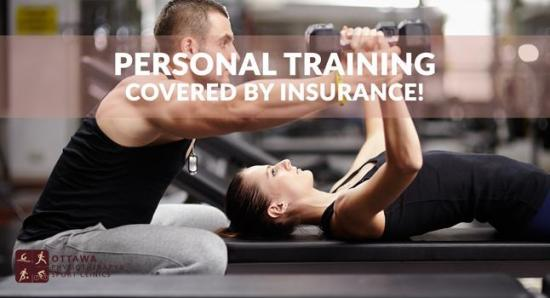 Personal Training covered by insurance