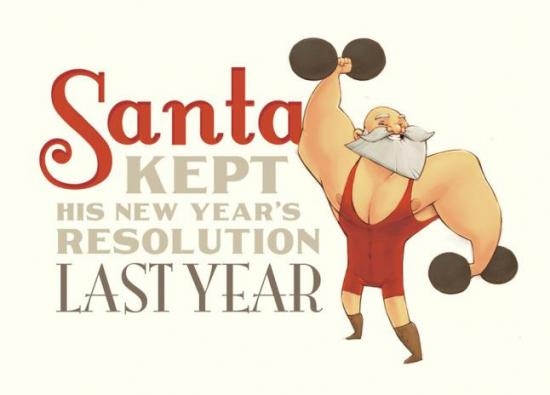 FIGHT THE HOLIDAY FLAB!