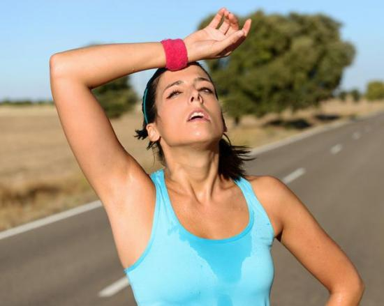 Keep cool when it's HOT! How to Exercise in Hot Weather